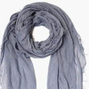 NWT CHAN LUU cashmere silk scarf pashmina